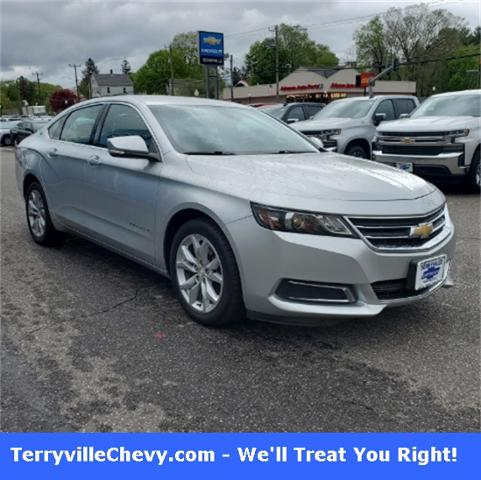 2016 Chevrolet Impala Vehicle Photo in Terryville, CT 06786