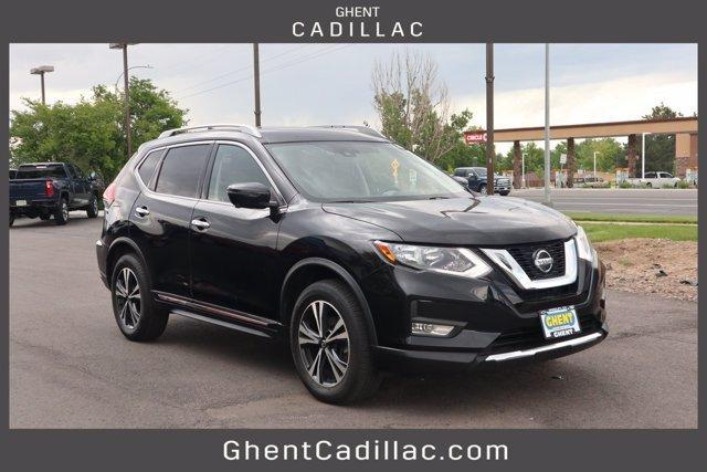 2018 Nissan Rogue Vehicle Photo in Greeley, CO 80634