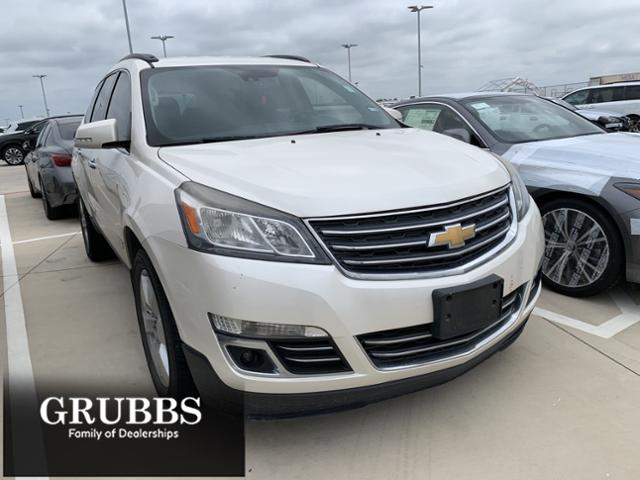2014 Chevrolet Traverse Vehicle Photo in Grapevine, TX 76051