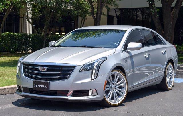 2018 Cadillac XTS Vehicle Photo in Dallas, TX 75209