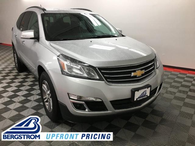 2017 Chevrolet Traverse Vehicle Photo in APPLETON, WI 54914-4656
