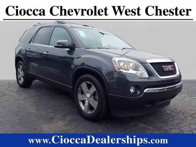 2012 GMC Acadia Vehicle Photo in West Chester, PA 19382