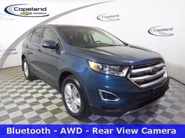 2016 Ford Edge Vehicle Photo in BROCKTON, MA 02301-7113