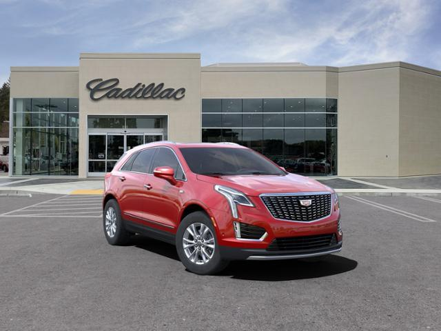 2021 Cadillac XT5 Vehicle Photo in Portland, OR 97225