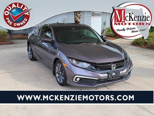 2019 Honda Civic Coupe Vehicle Photo in Milton, FL 32570