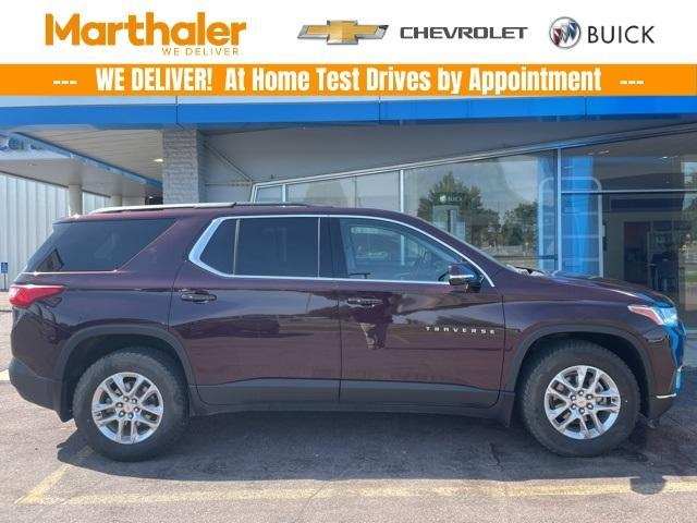 2019 Chevrolet Traverse Vehicle Photo in Redwood Falls, MN 56283