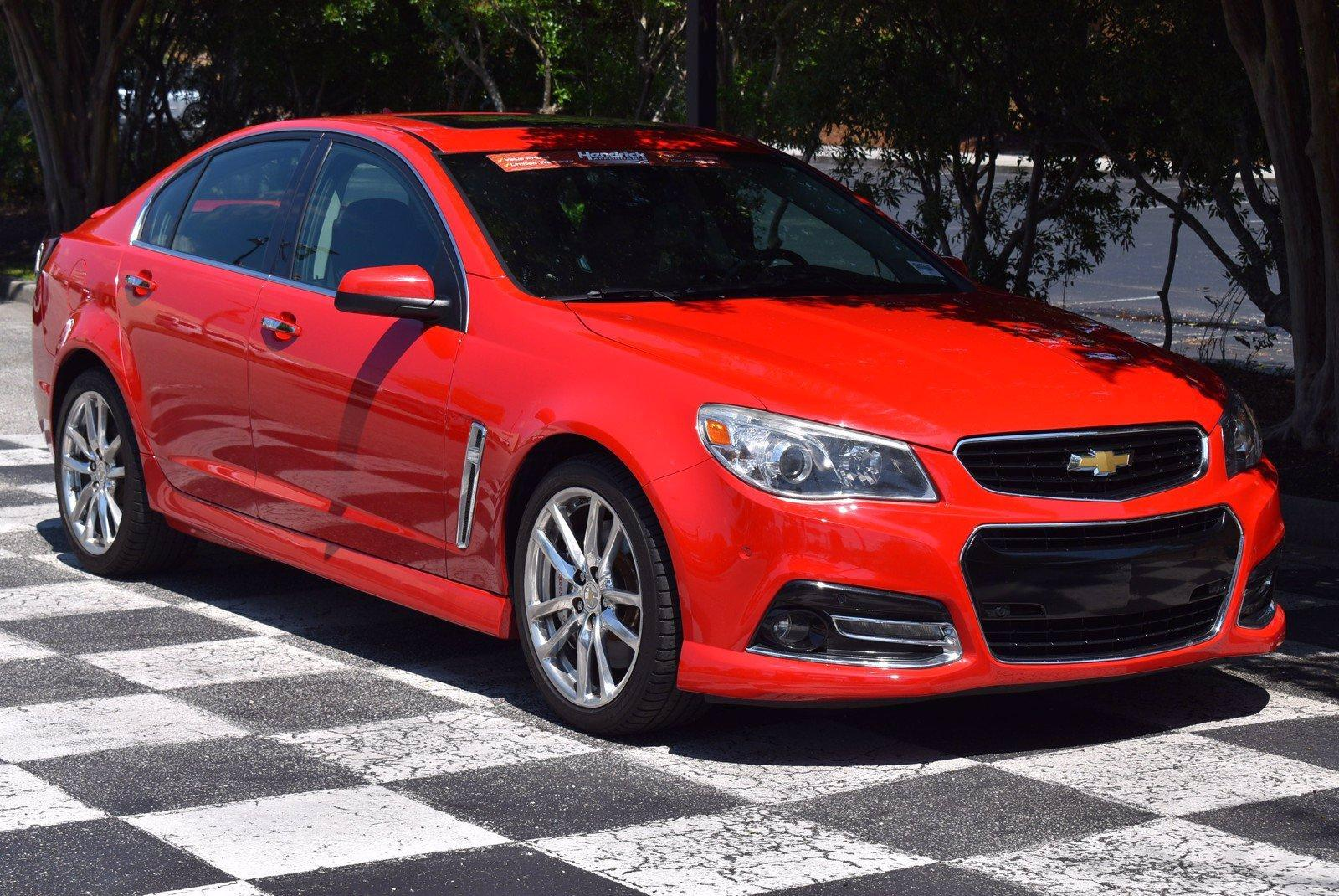2014 Chevrolet SS Vehicle Photo in WILMINGTON, NC 28403