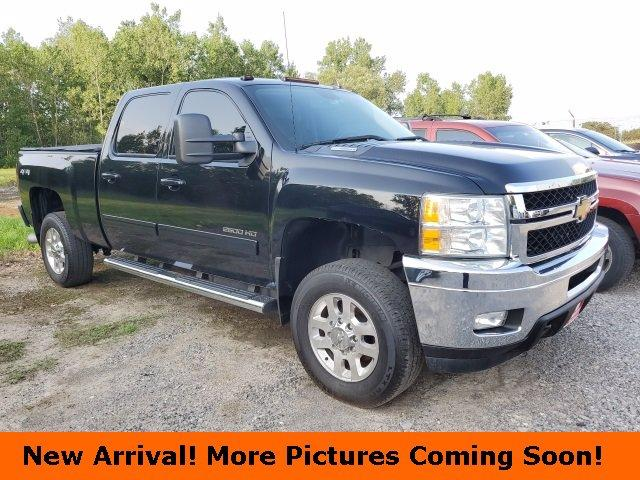 2014 Chevrolet Silverado 2500HD Vehicle Photo in DEPEW, NY 14043-2608