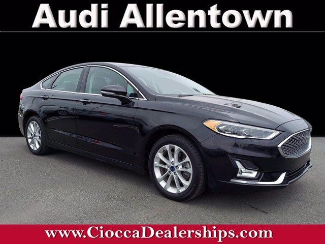 2019 Ford Fusion Energi Vehicle Photo in Allentown, PA 18103