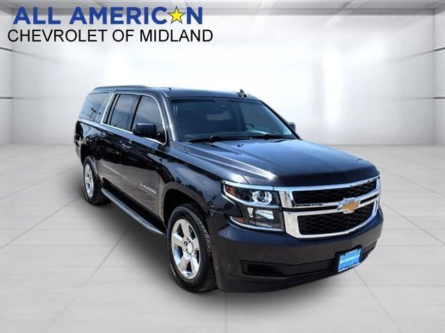 2018 Chevrolet Suburban Vehicle Photo in Midland, TX 79703