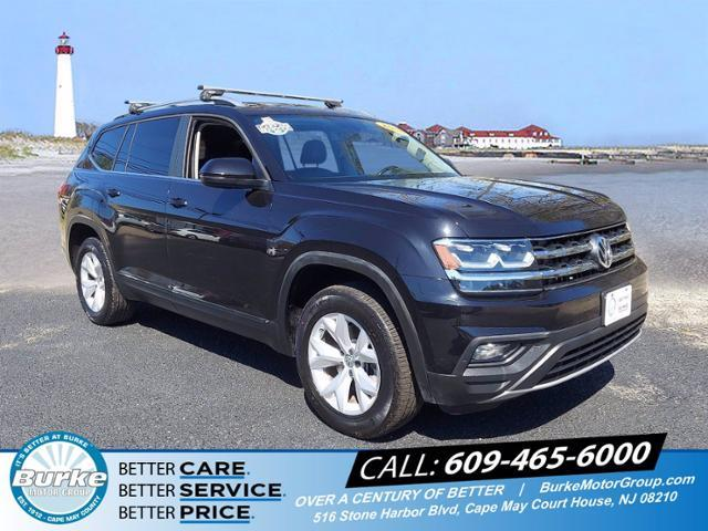 2018 Volkswagen Atlas Vehicle Photo in CAPE MAY COURT HOUSE, NJ 08210-2432