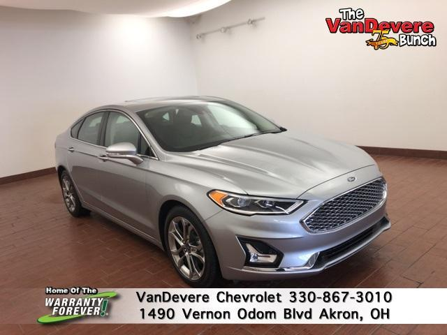 2020 Ford Fusion Hybrid Vehicle Photo in Akron, OH 44320