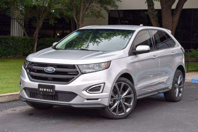 2018 Ford Edge Vehicle Photo in Dallas, TX 75209