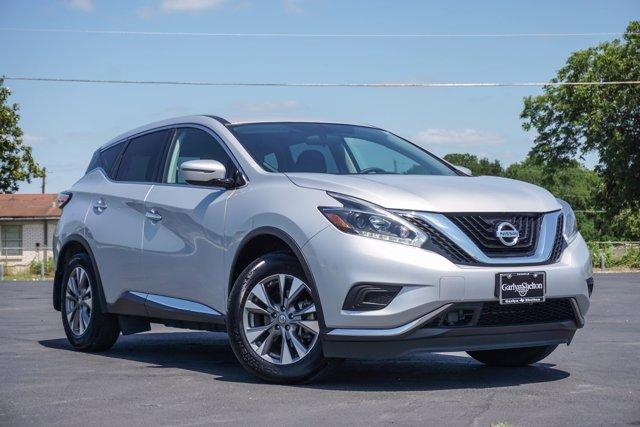 2018 Nissan Murano Vehicle Photo in Temple, TX 76502