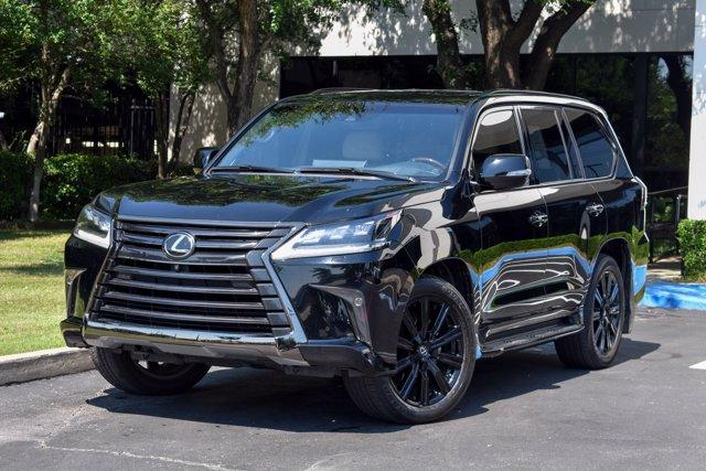 2019 Lexus LX 570 Vehicle Photo in Dallas, TX 75209