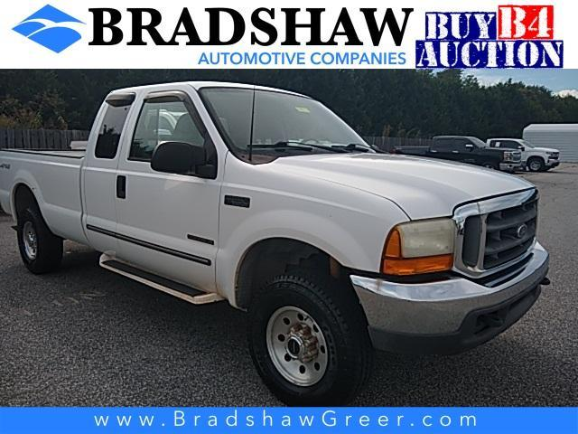 1999 Ford Super Duty F-250 Vehicle Photo in GREER, SC 29651-1559