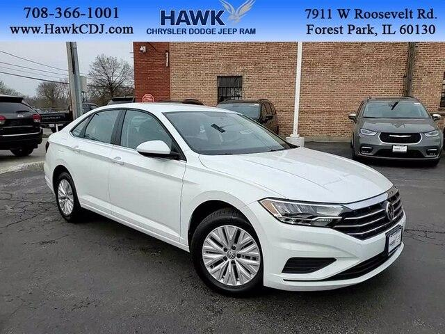2020 Volkswagen Jetta Vehicle Photo in Plainfield, IL 60586