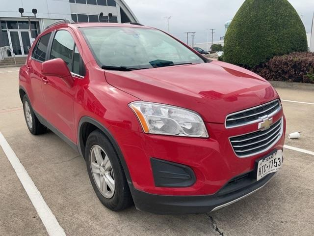 2016 Chevrolet Trax Vehicle Photo in Fort Worth, TX 76116
