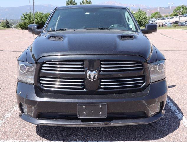 2016 Ram 1500 Vehicle Photo in Colorado Springs, CO 80920