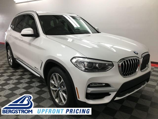 2018 BMW X3 xDrive30i Vehicle Photo in Appleton, WI 54913
