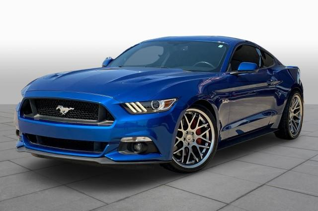 2017 Ford Mustang Vehicle Photo in Oklahoma City, OK 73114