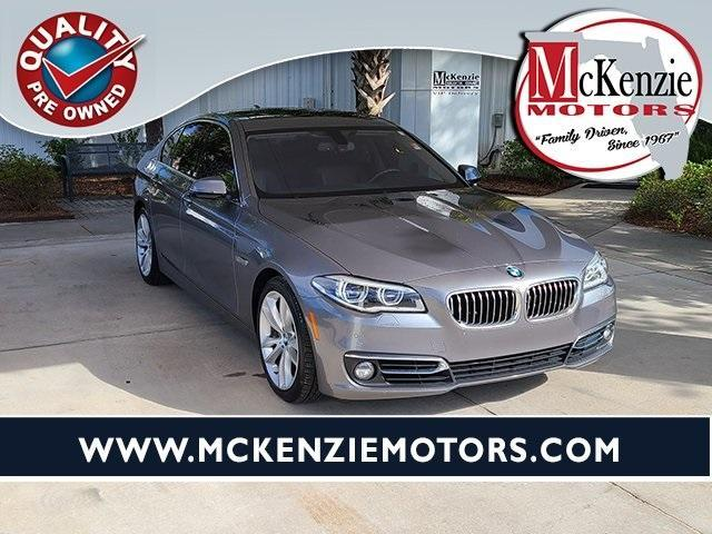 2016 BMW 535i Vehicle Photo in Milton, FL 32570