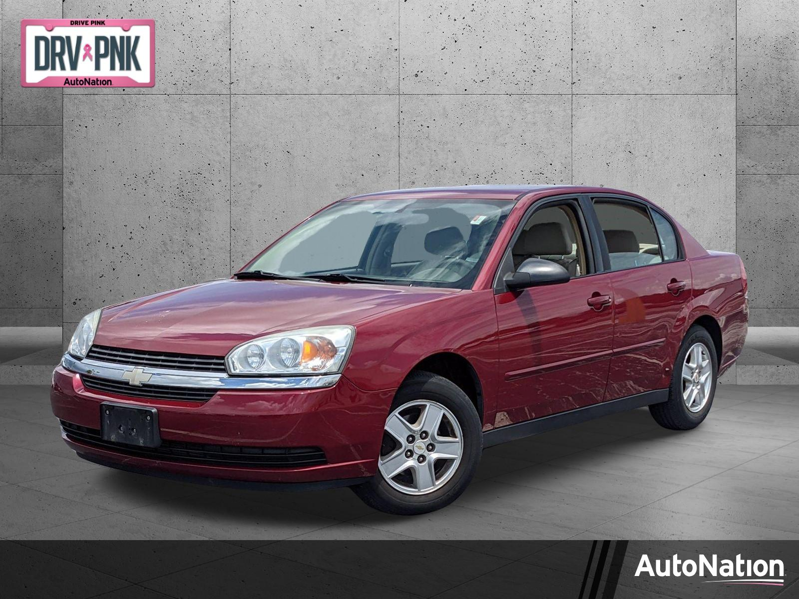 Pre-Owned 2005 Chevrolet Malibu 4dr Sdn LS