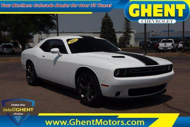 2017 Dodge Challenger Vehicle Photo in GREELEY, CO 80634-4125