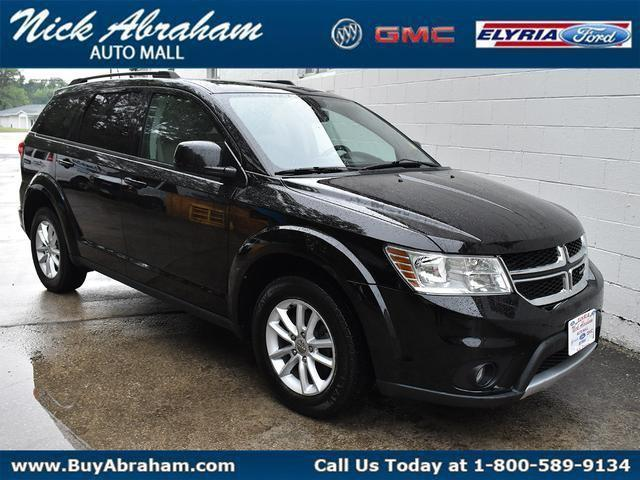 2017 Dodge Journey Vehicle Photo in Elyria, OH 44035