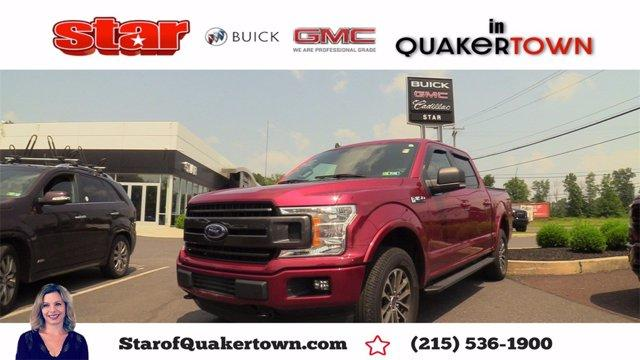 2019 Ford F-150 Vehicle Photo in QUAKERTOWN, PA 18951-2312