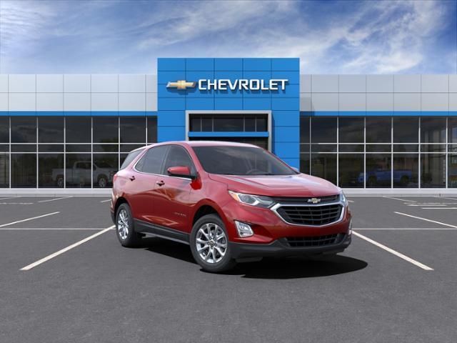2021 Chevrolet Equinox Vehicle Photo in Detroit, MI 48207