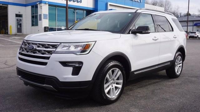 2018 Ford Explorer Vehicle Photo in Milford, OH 45150