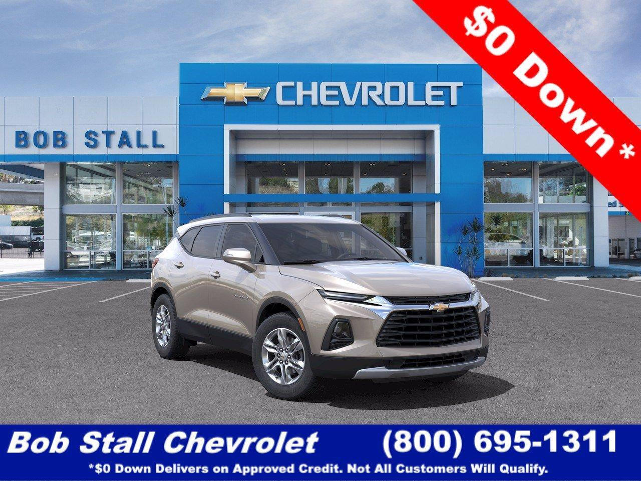2021 Chevrolet Blazer Vehicle Photo in La Mesa, CA 91942