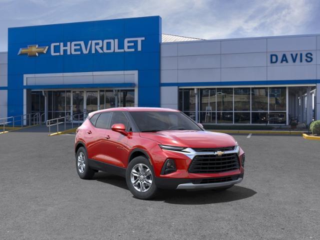 2021 Chevrolet Blazer Vehicle Photo in HOUSTON, TX 77054-4802