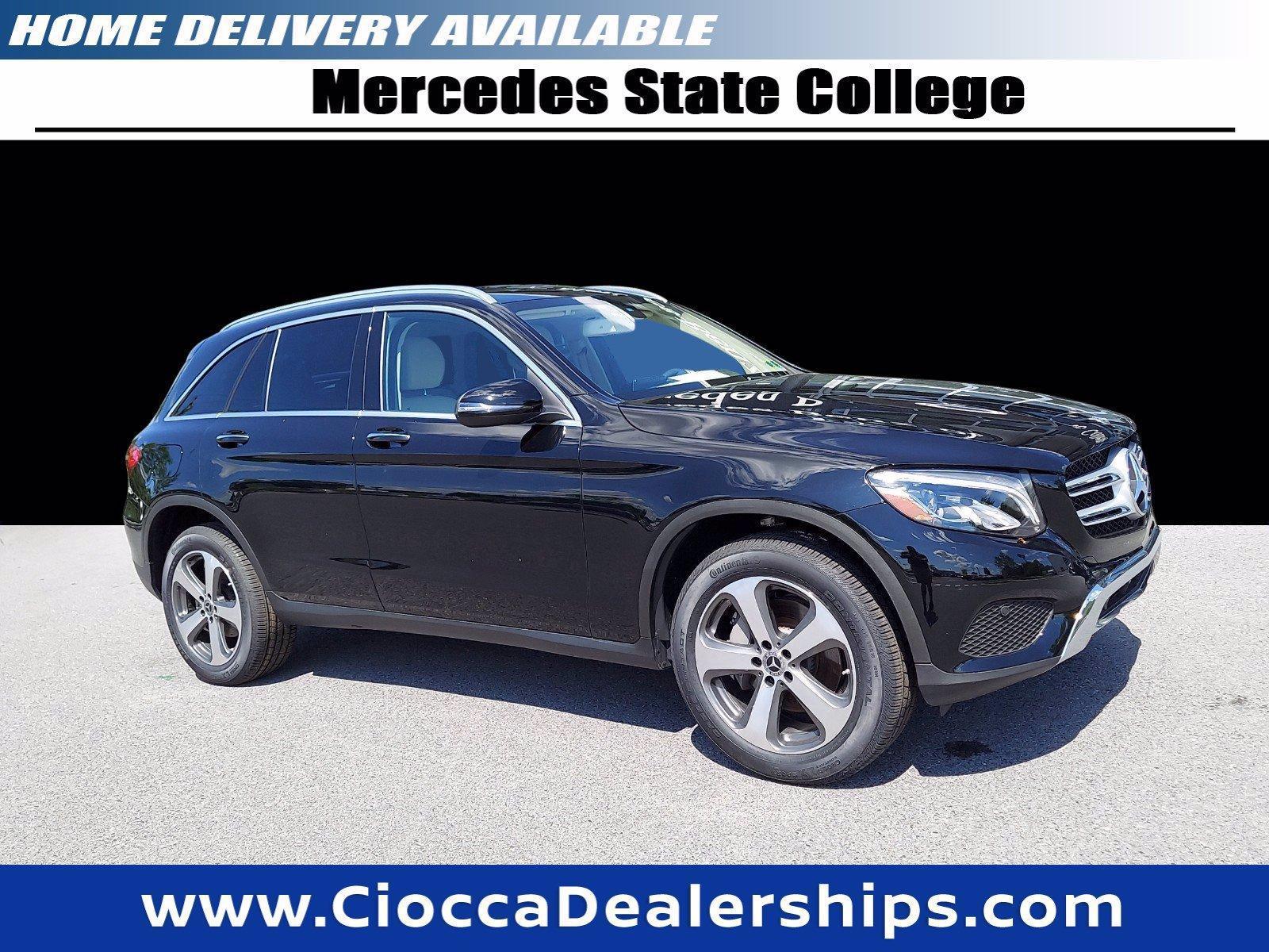 2019 Mercedes-Benz GLC Vehicle Photo in State College, PA 16801