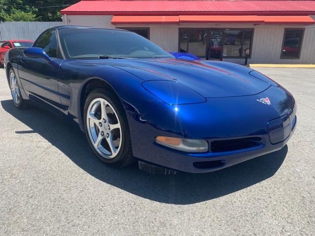 2004 Chevrolet Corvette Vehicle Photo in Columbia, TN 38401