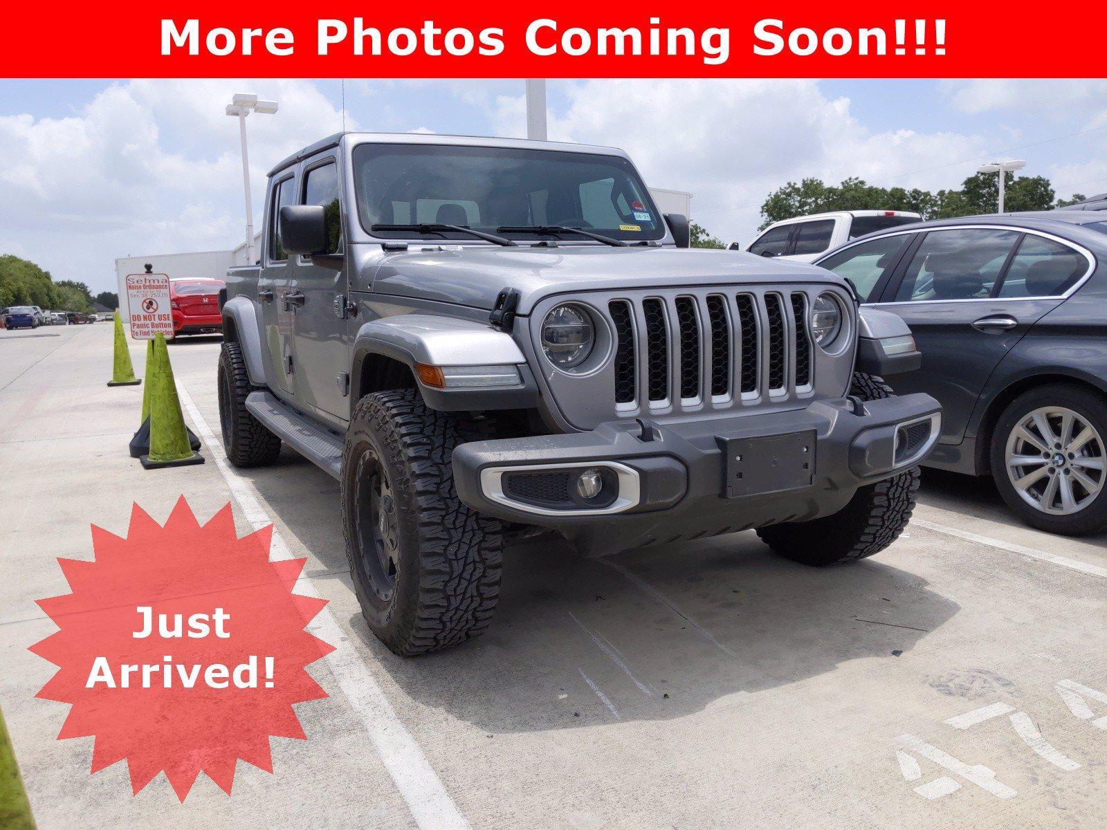 2020 Jeep Gladiator Vehicle Photo in SELMA, TX 78154-1459