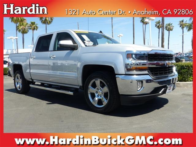 2016 Chevrolet Silverado 1500 Vehicle Photo in Anaheim, CA 92806