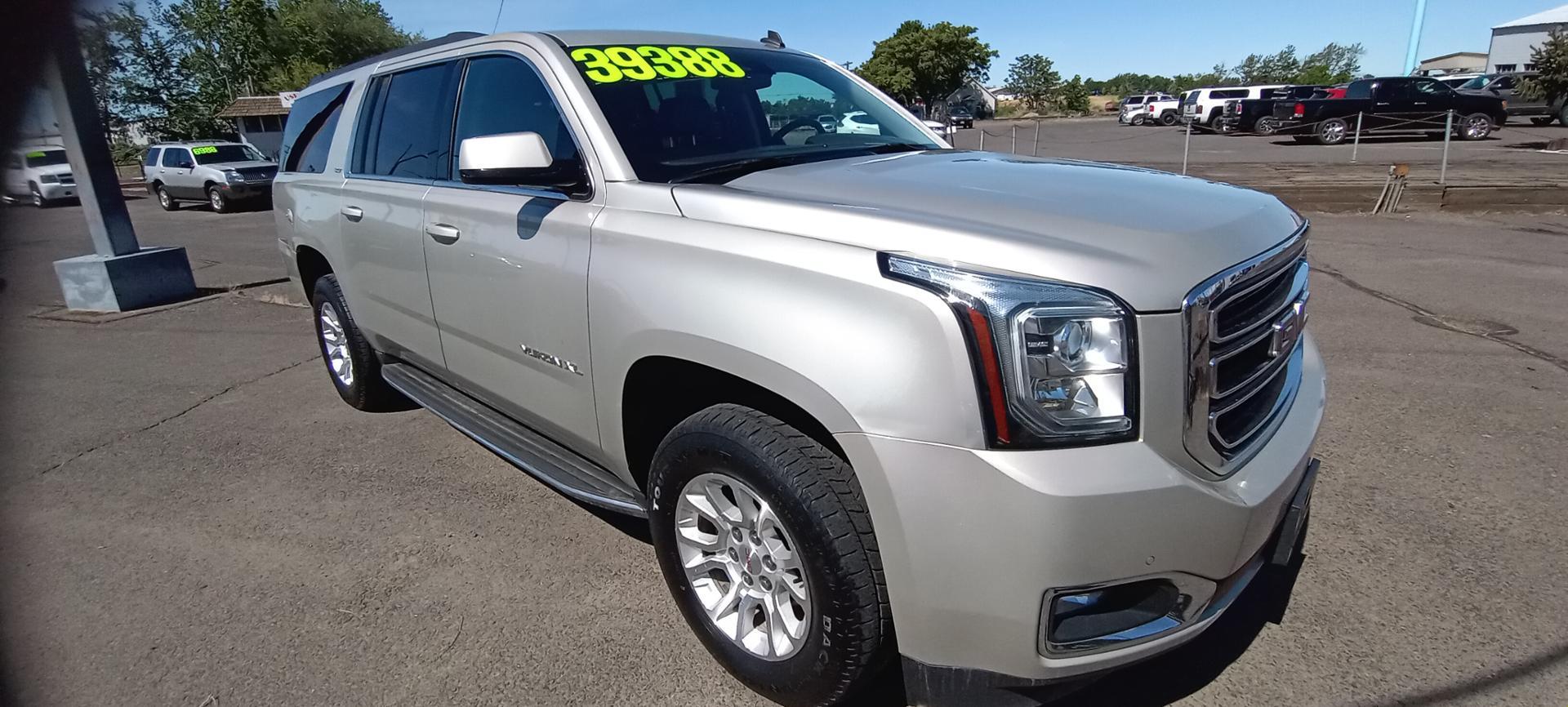 2015 GMC Yukon XL 1500 SLT 4WD