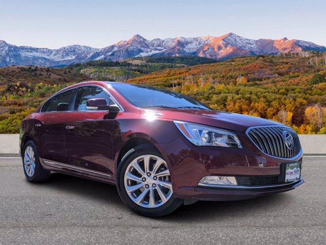 2016 Buick LaCrosse Vehicle Photo in Colorado Springs, CO 80905