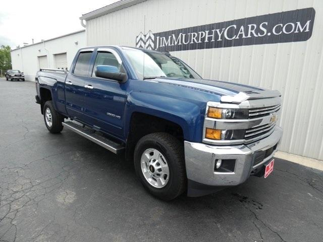 2015 Chevrolet Silverado 2500HD Built After Aug 14 Vehicle Photo in Depew, NY 14043