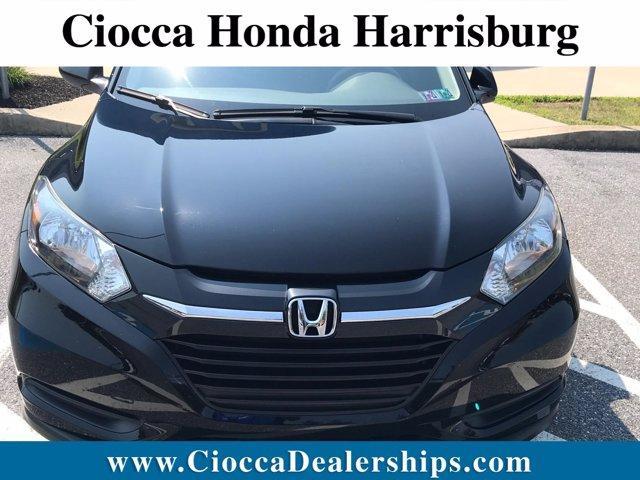 2018 Honda HR-V Vehicle Photo in Harrisburg, PA 17112
