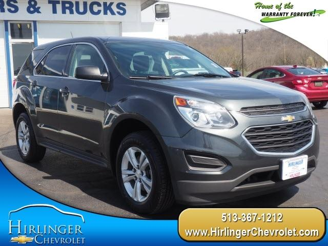 2017 Chevrolet Equinox Vehicle Photo in West Harrison, IN 47060