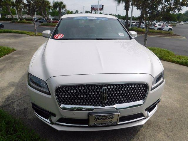 2018 LINCOLN Continental Vehicle Photo in Wilmington, NC 28405