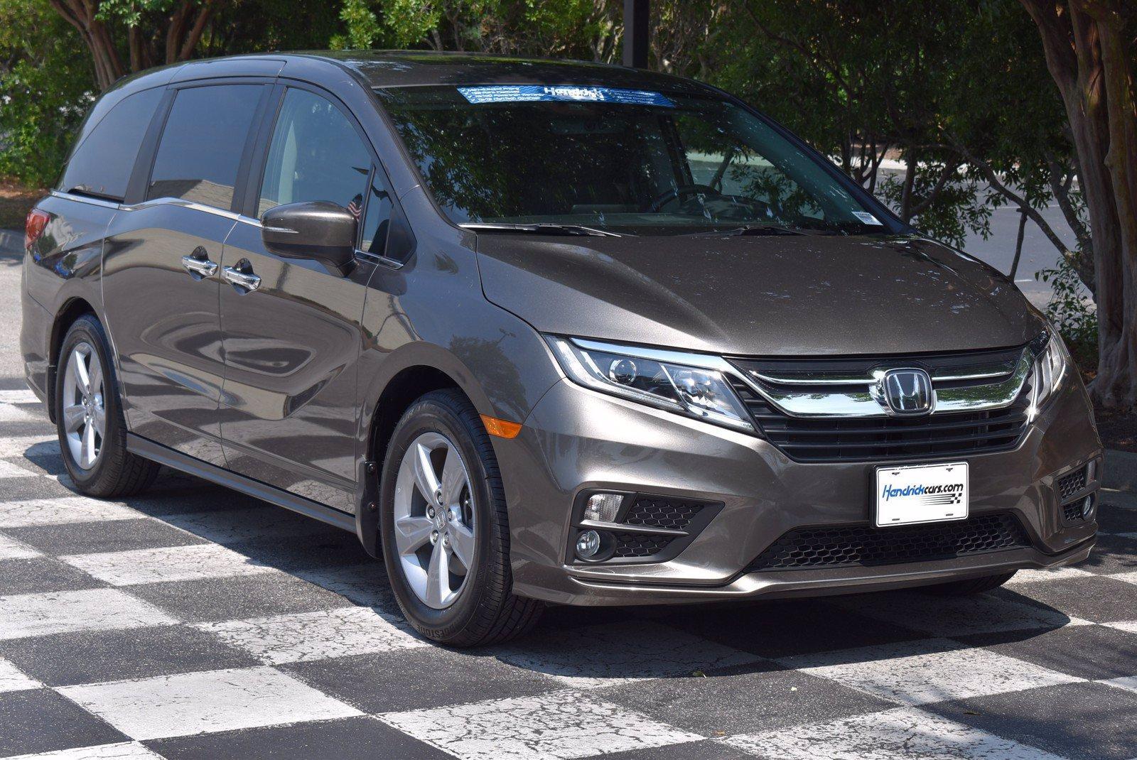 2019 Honda Odyssey Vehicle Photo in WILMINGTON, NC 28403