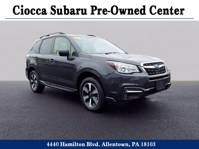 2018 Subaru Forester Vehicle Photo in Allentown, PA 18103