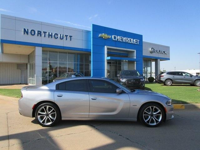 2015 Dodge Charger Vehicle Photo in Enid, OK 73703