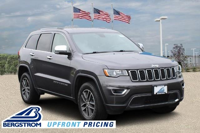 2018 Jeep Grand Cherokee Vehicle Photo in MIDDLETON, WI 53562-1492