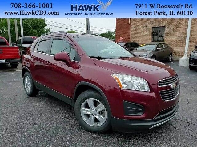 2015 Chevrolet Trax Vehicle Photo in Plainfield, IL 60586