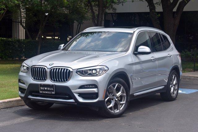 2020 BMW X3 sDrive30i Vehicle Photo in Dallas, TX 75209